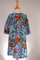 Flower Power Feincord Dress Gr. 116