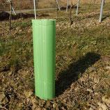 Rebschutzhüllen grün