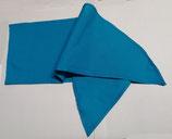 Bandana türkis blau