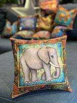 le coussin Eléphant