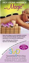 """Hot Stone Massage """"Magic"""""""