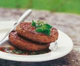 Rinds-Hamburger