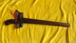 Echter Balinesischer Keris / Kris 15 Rai, 33,6 cm Klinge (Unesco Weltkulturerbe)
