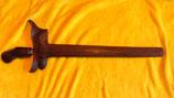 Echter Balinesischer Keris / Kris 17 Rai, 40,4 cm Klinge (Unesco Weltkulturerbe)