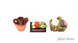 Pack cerámica y cestas (Ref. 5641)