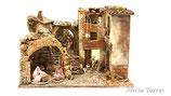 Portal con casas (Ref. 1182)