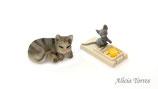 Pack de gato y ratón (Ref. 27212)