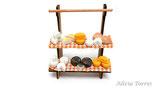 Puesto de venta de quesos (Ref. 3520)