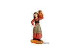 Mujer con cántaro de 8 cm (Ref. 2414)