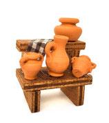 Puesto de venta de cerámica (Ref. 7009)