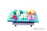 Puesto de venta de fruta (Ref. 3537)