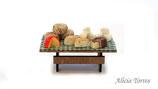 Puesto de venta de quesos (Ref. 3535)