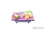 Puesto de venta de verduras (Ref. 3536)