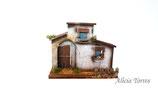 Casa con ventanas azules (Ref. 1352)