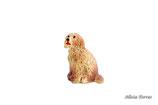 Perro sentado (Ref. 2616)