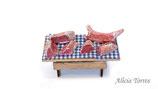 Puesto de venta de carne (Ref. 3532)