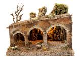 Construcción con portal y arcos (Ref. 1125)