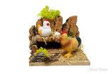 Corral de gallina y gallo, Reilaflor (Ref. 2755)