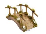 Puente de madera curvo (Ref. 1602)