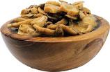 Funghi tagliati conditi in olio evo varietà Nocellara vaso ml 314