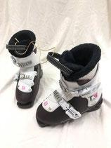 Chaussures de ski Junior Salomon T2 violet