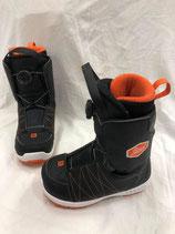 Boots de snowboard junior SALOMON Launch JR Boa
