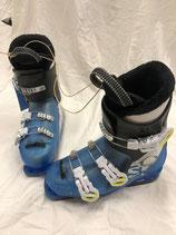 Chaussures de ski Junior Salomon T3 bleu boy