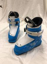 Chaussures de ski Junior Salomon T1 bleu