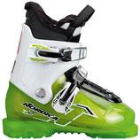 Chaussures de ski Enfant Nordica T2 vert