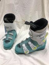 Chaussures de ski Junior Salomon T3 bleu clair girl