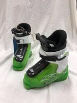 Chaussures de ski Enfant Nordica T1 vert