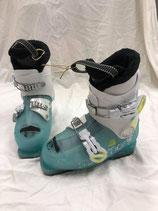 Chaussures de ski Junior Salomon T2 bleu clair girl