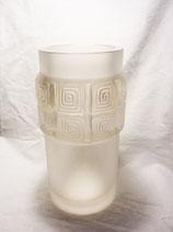 GL-B-0212-180  Kunstglasvase, Eisglas