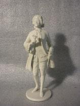 PO-B-0312-360 Porzellanfigur Wien, Augarten, Rosenkavalier