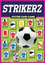 STRIKERZ Soccer Card Game