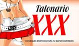 TALONARIO XXX 12 CHEQUES