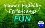 Senner Fußball Ferien-Camp'19 - FUN vom 19.8. bis 23.8.2019