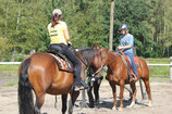 Trail-Kurs Mackpie-Ranch Wagenhoff