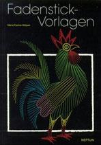 Fischer-Walpen Maria, Fadenstick-Vorlagen