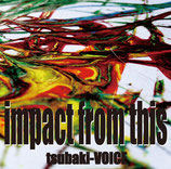 2nd MAXI「impact from this」