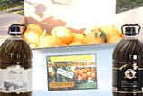 Naranjas + aceite de oliva virgen extra