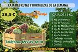 CAJA VARIEDAD DE FRUTAS Y HORTALIZAS