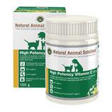 High Potency Vitamin C (100g)