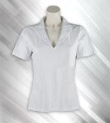 S. Reimer Damen T Shirt ( Modell V XO) weiß