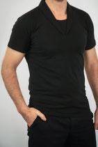 S.Reimer Herren T Shirt ( Modell V schwarz)