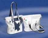 Sea Queen / Einkaufstasche mit Reißverschluss