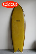 【USED】 SURF ID TWIN FISH