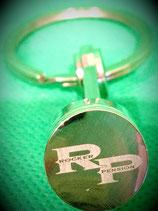 Schlüsselanhänger mit RP-Laserung