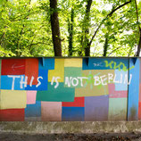 Fotoklotz Not Berlin