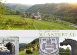 Postkarte Münstertal